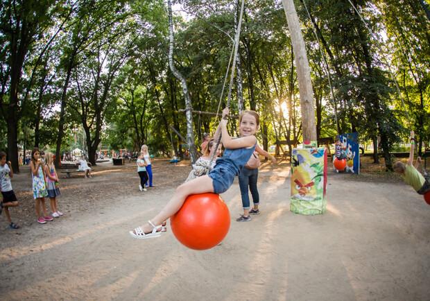 На территории ВДНХ в Киеве откроется сразу два летних лагеря. Фото: ВДНХ