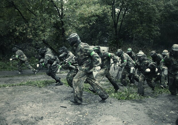 Фото с сайта paintball-club.com.ua