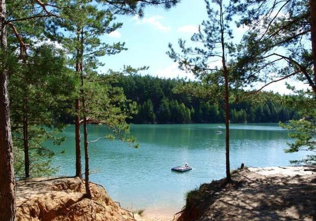 Новость - Досуг и еда - 11 озер с прозрачной водой в Киеве и рядом