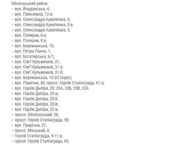 В Киеве обустроят более 130 зеленых зон: адреса фото 3