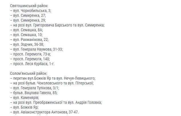 В Киеве обустроят более 130 зеленых зон: адреса фото 5